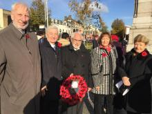 Harrow Green Remembrance Sunday