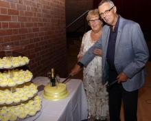 John and Carol Meyer